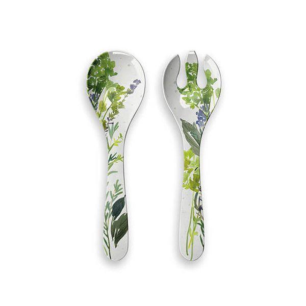 Epicurean Melamine Alfresco Salad Serve Set