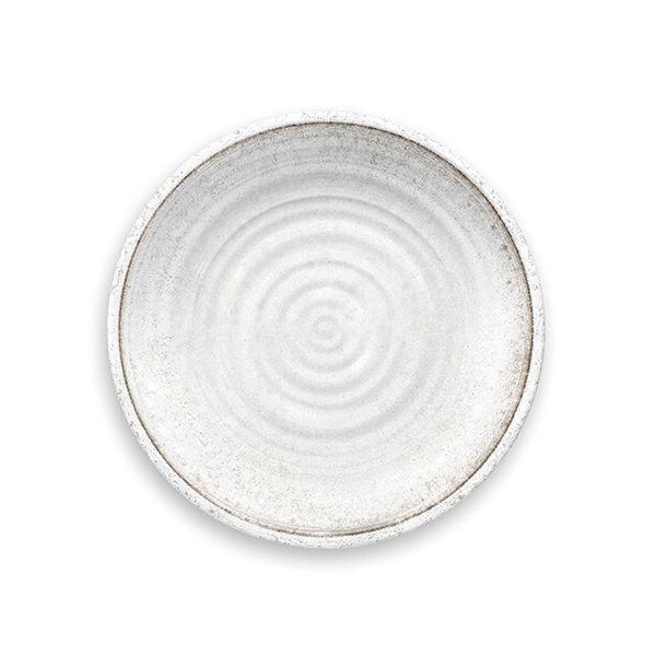 Epicurean Melamine Artisan White Dinner Plate