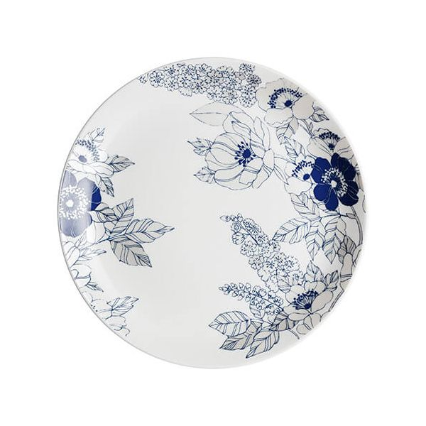 Denby Monsoon Fleur Medium Plate