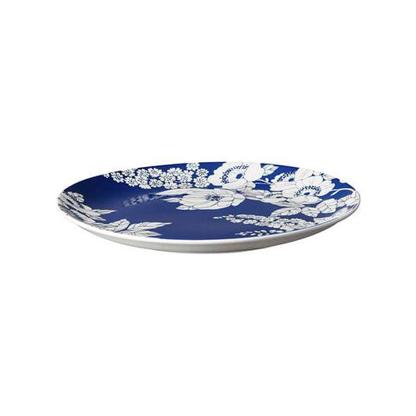 Denby Monsoon Fleur Medium Plate Blue