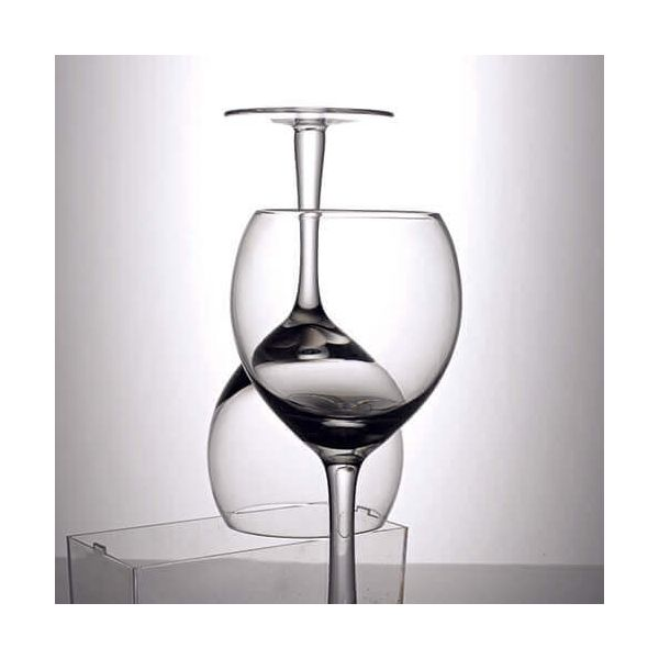 Denby Halo / Praline White Wine Glass Pack Of 2