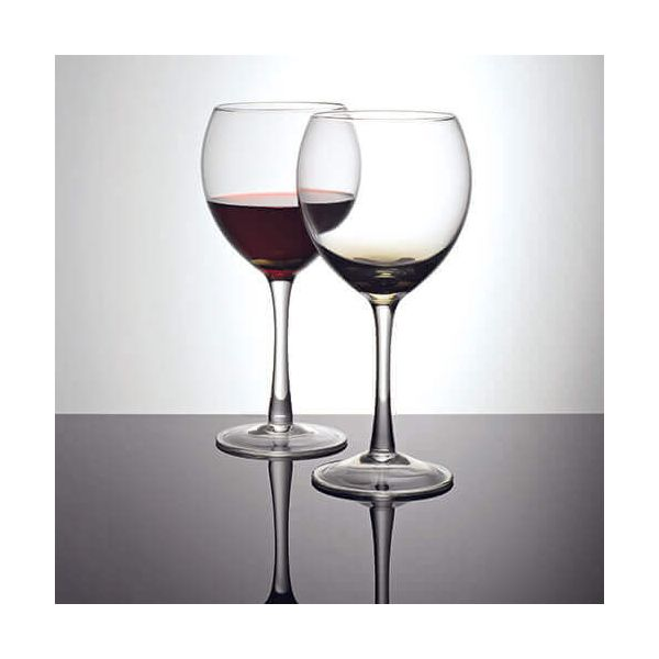 Denby Halo / Praline Red Wine Glass Pack Of 2