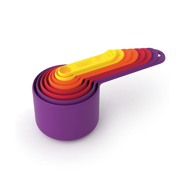 Joseph Joseph Nest Plus Measuring Cups (Set Of 8 Multi Coloured)