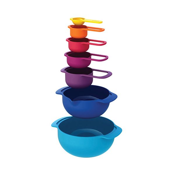 Joseph Joseph Nest 7 Plus (7 Piece Multi Coloured Set)