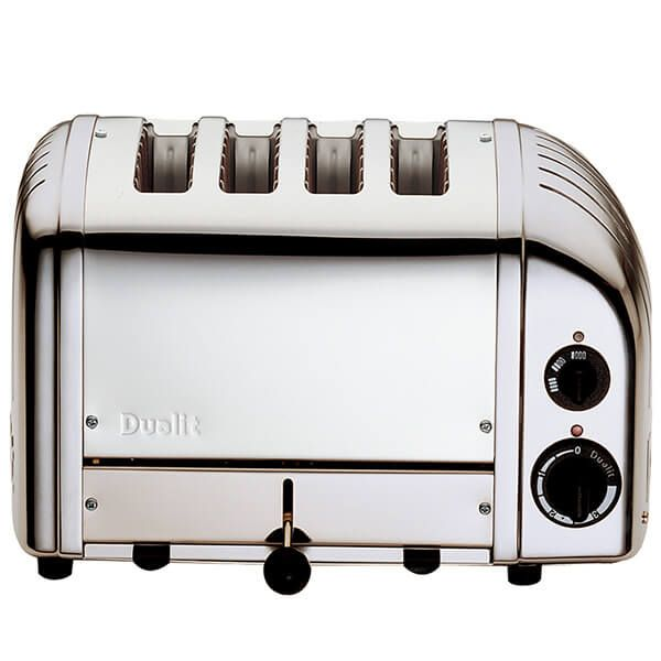 Dualit Classic Vario AWS Polished 4 Slot Toaster