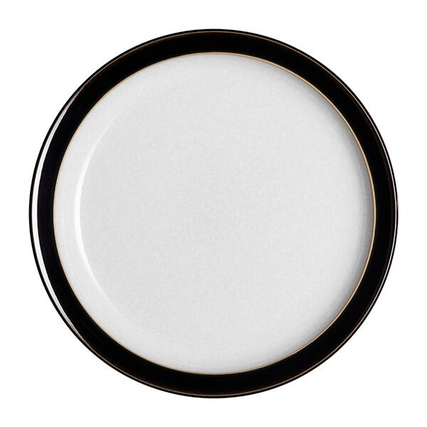 Denby Elements Black Small Plate