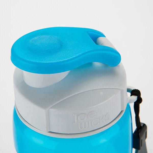 Joe Wicks Hydration Sports Bottle Blue 500ml