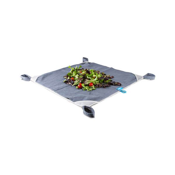 Tomorrow's Kitchen Dry & Store Foldable Salad Spinner