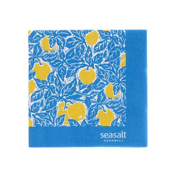 Seasalt Crab Apples Paper Napkins Pack of 20