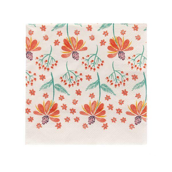 Sophie Conran Reka Paper Napkins Pack of 20