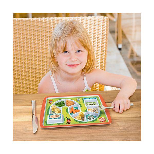 Fred Dinner Winner Childrens Dinner Tray