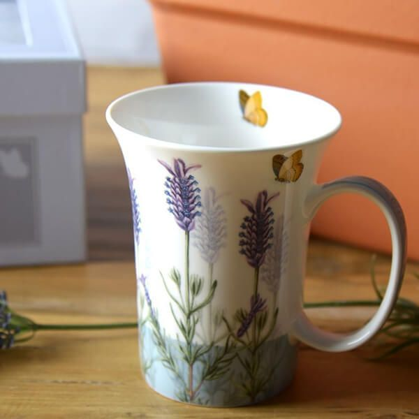 Royal Botanic Gardens Kew Lavender Mug In A Box