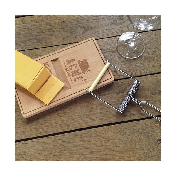 Fred Mouse Trap Cheese Cutter