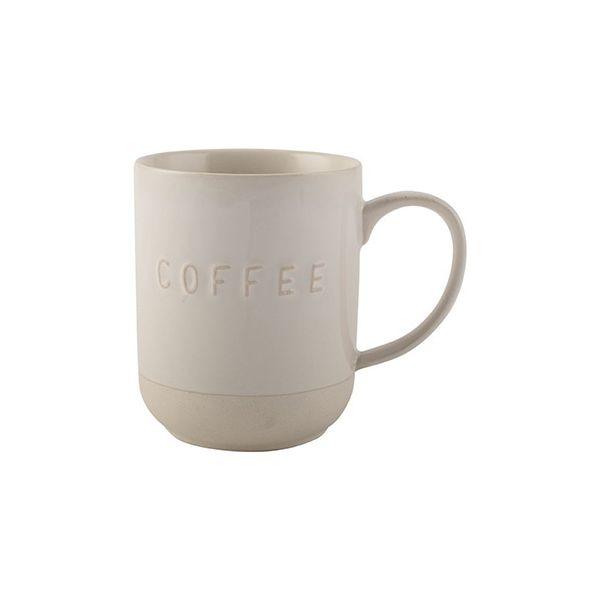 La Cafetiere Origins Embossed Coffee Mug