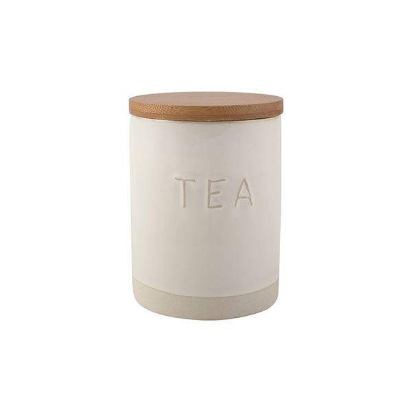 La Cafetiere Origins Embossed Tea Storage Jar