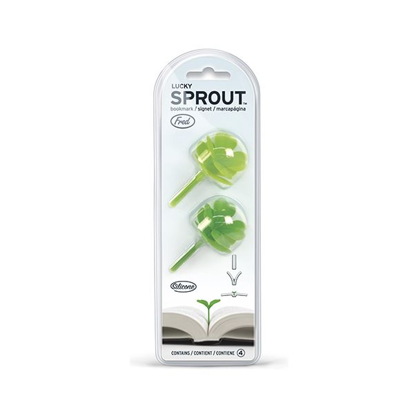 Fred Lucky Sprout Bookmarks