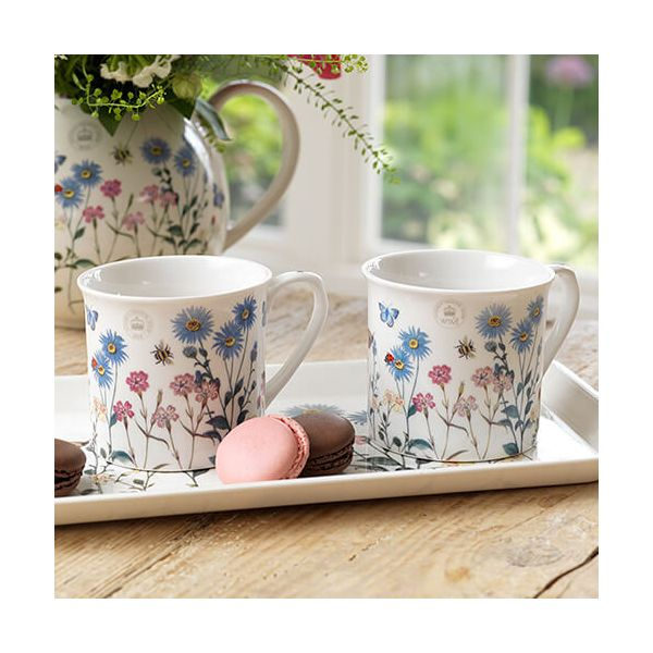 Royal Botanic Gardens Kew Meadow Bugs Tea For Two Gift Set