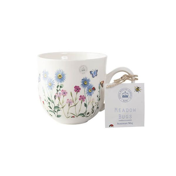 Royal Botanic Gardens Kew Meadow Bugs Mug