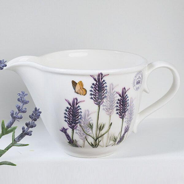Royal Botanic Gardens Kew Lavender Creamer