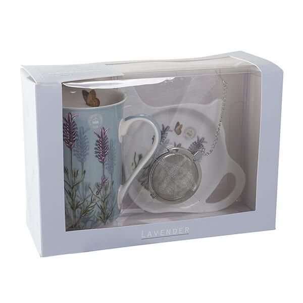 Royal Botanic Gardens Kew Lavender High Tea Gift Set