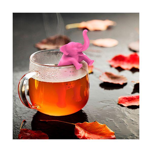 Fred Silicone Tea Infuser 'Big Brew' Design
