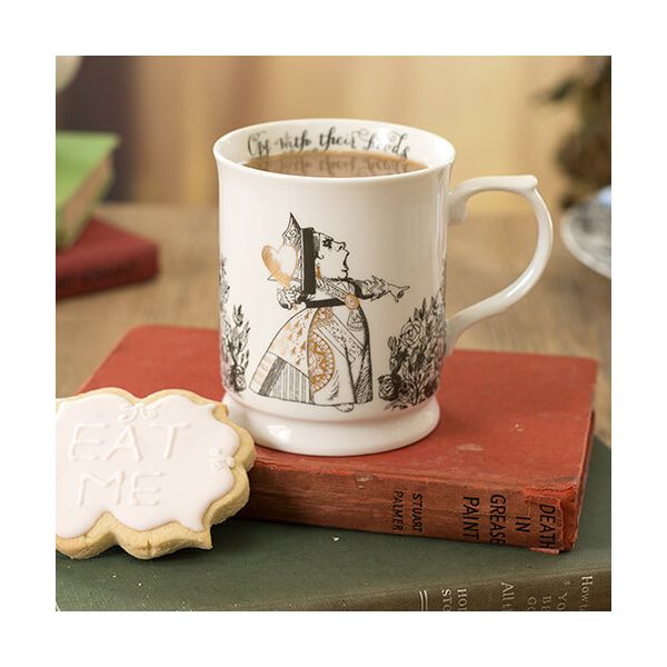 Alice In Wonderland Tankard Mug