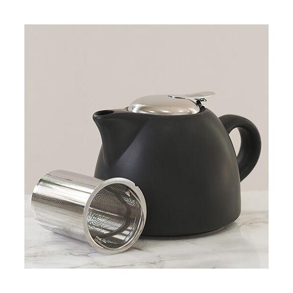 La Cafetière Barcelona 450ml Teapot Black
