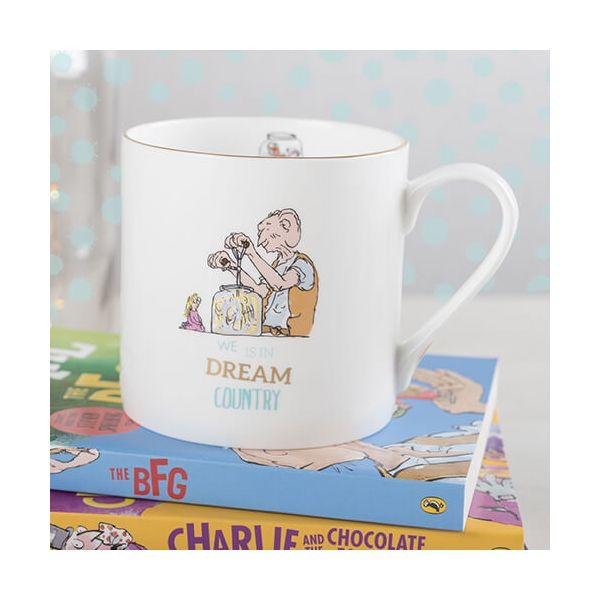 Roald Dahl BFG Fine Bone China Can Mug