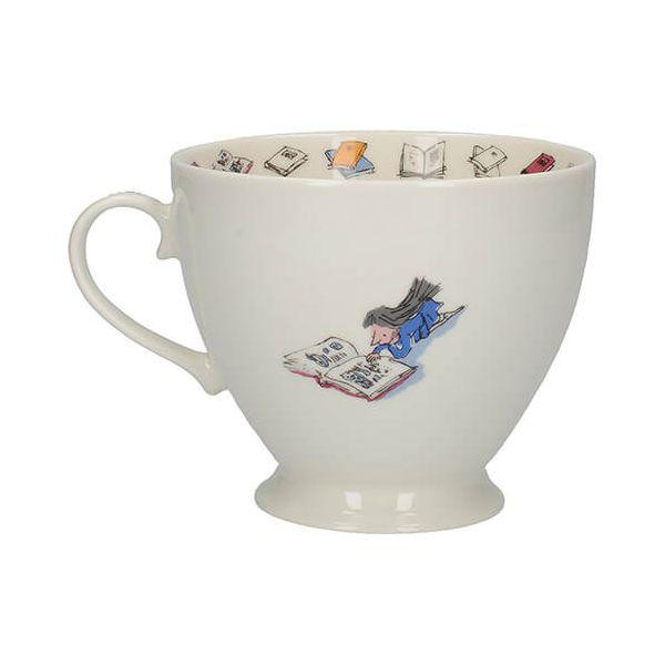 Roald Dahl Matilda Footed Mug