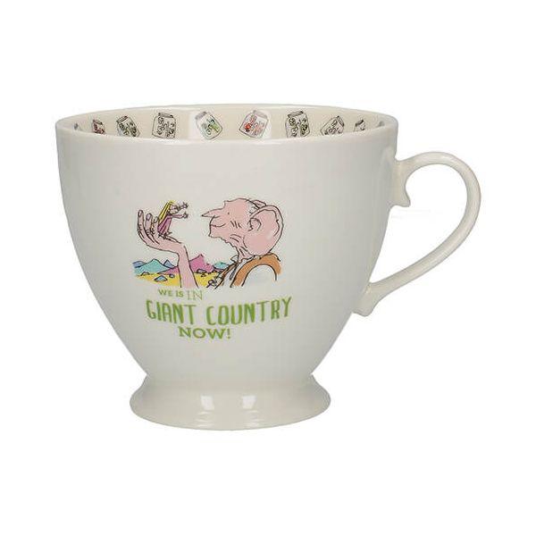 Roald Dahl BFG Footed Mug