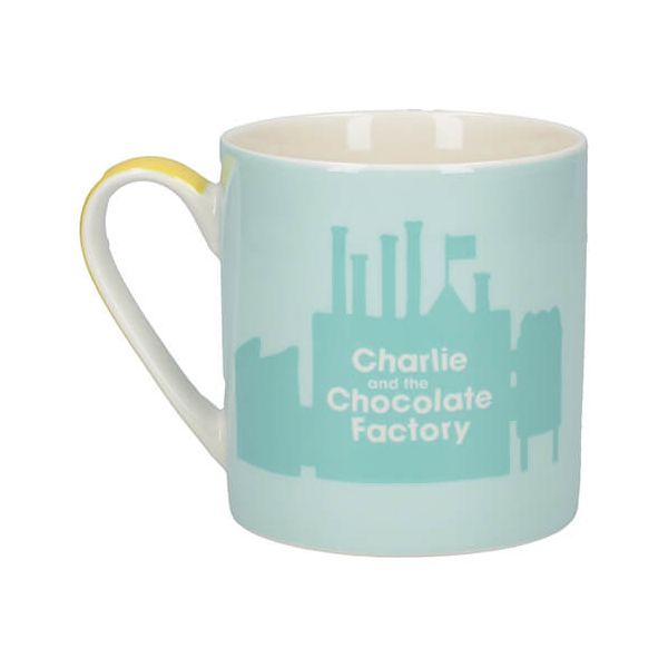 Roald Dahl Charlie & The Chocolate Factory Mug In Window Box