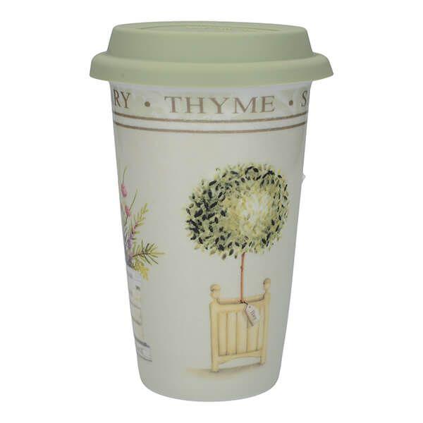 Creative Tops Topiary Travel Mug