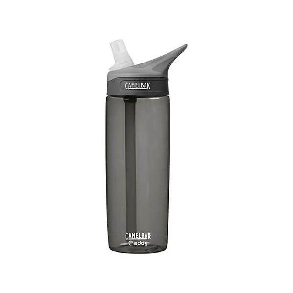 CamelBak 600ml Eddy Charcoal Grey Water Bottle