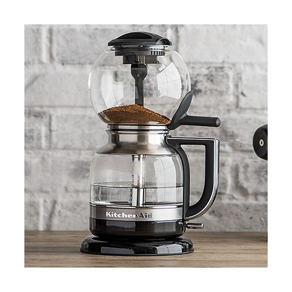 KitchenAid Artisan Siphon Coffee Maker Onyx Black