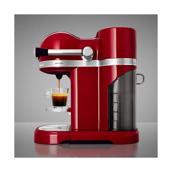0ffb4e91a420 KitchenAid Artisan Nespresso Empire Red Coffee Maker 5KES0503BER ...