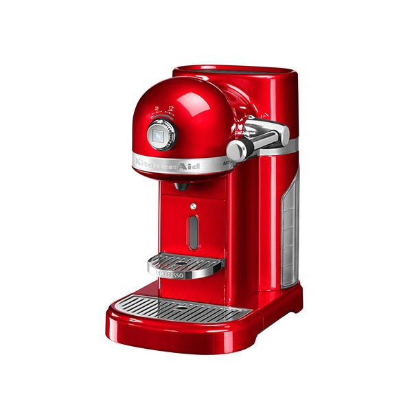 Kitchenaid Artisan Nespresso Empire Red Coffee Maker 5kes0503ber