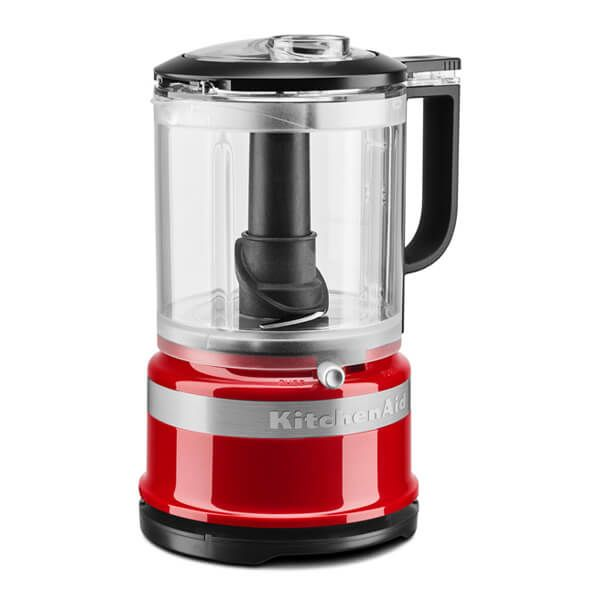 kitchenaid 4 1 2 quot red stainless steel kitchenaid 1 2l empire red food chopper 5kfc0516ber 9377