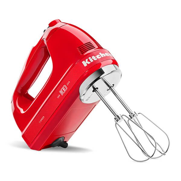 KitchenAid Limited Edition Queen Of Hearts 7-Speed Hand Mixer