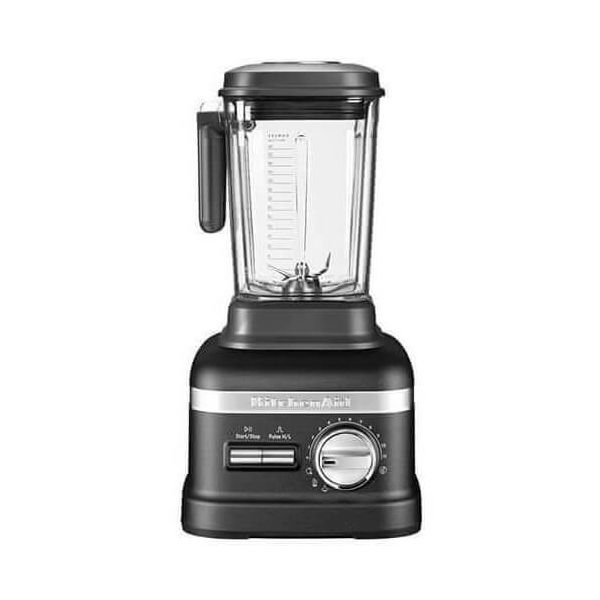 KitchenAid Artisan Power Plus Blender Cast Iron Black with FREE Gift