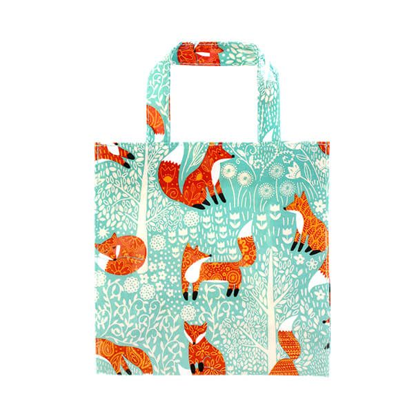 Ulster Weavers Foraging Fox PVC Bag Small