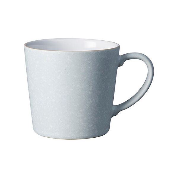 Denby Grey Speckled Large Mug