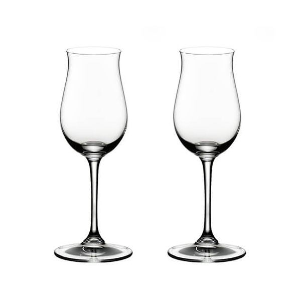 Riedel Vinum Cognac Hennessy Glass Twin Pack