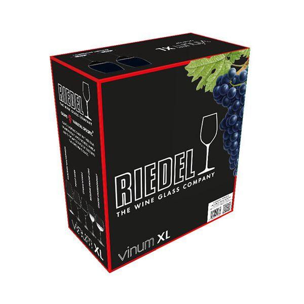 Riedel Vinum Bordeaux Grand Cru Set Of 2 Glasses