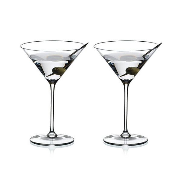 Riedel Vinum XL Martini Set Of 2 Glasses
