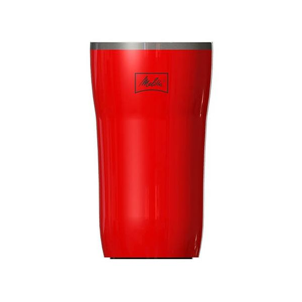 Melitta 250ml Red Therm Mug