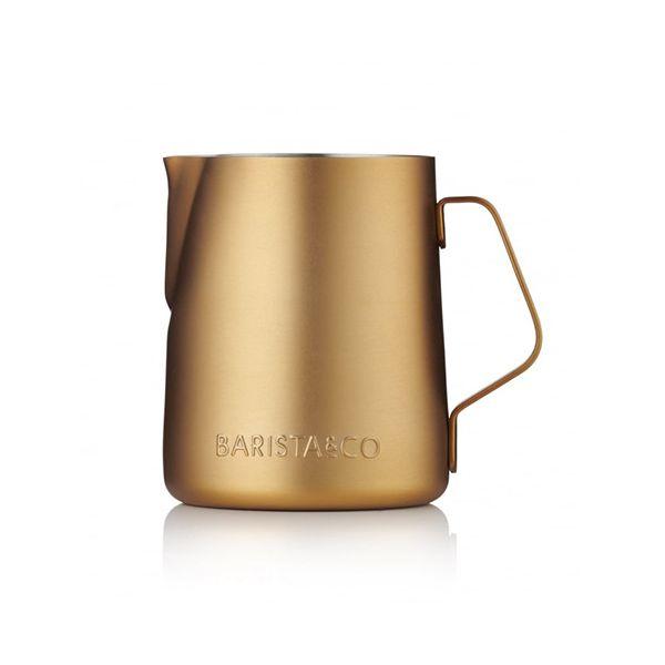 Barista & Co Midnight Gold Milk Jug