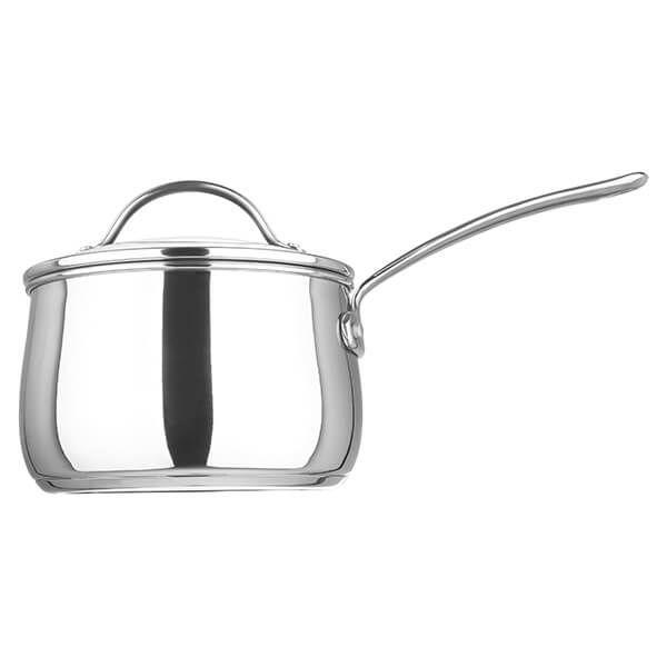Prestige Stainless Steel 18cm Saucepan With Lid 2.8L