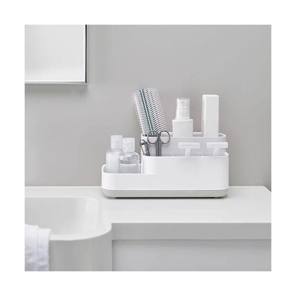 Joseph Joseph Bathroom Grey Easy-Store Bathroom Caddy