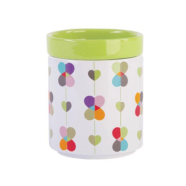 Beau & Elliot Blooming Lovely Stackable Storage Jar