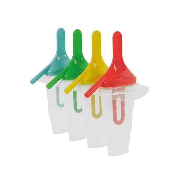 Eddingtons Set Of 4 Sippy Ice Lolly Moulds